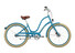 Electra Townie Balloon 3i EQ Stadsfiets blauw/turquoise